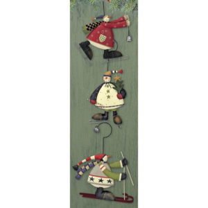 Williraye Snowmen Ornaments