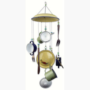Wind Chime Everything But the Kitchen Sink